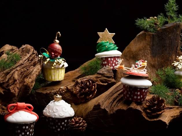 Mandarin Oriental Christmas Day mega brunch