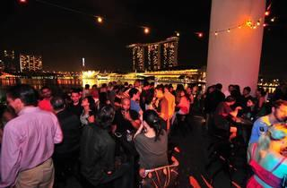 New Year's Eve at Kinki Rooftop Bar