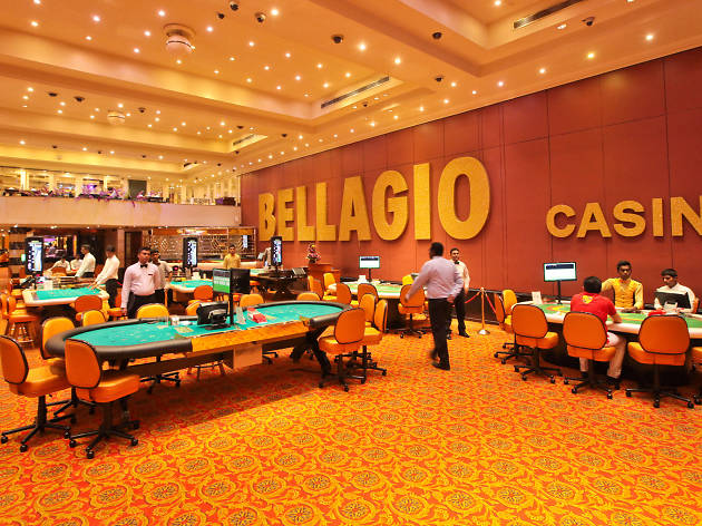 Bellagio Casino