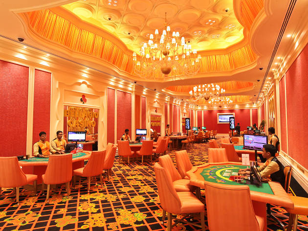 sri lanka hotels with casino