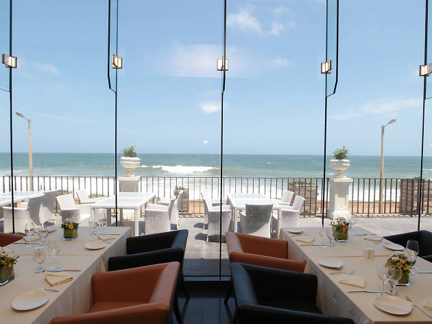 The Ocean Seafood Restaurant is a restaurant in Colombo