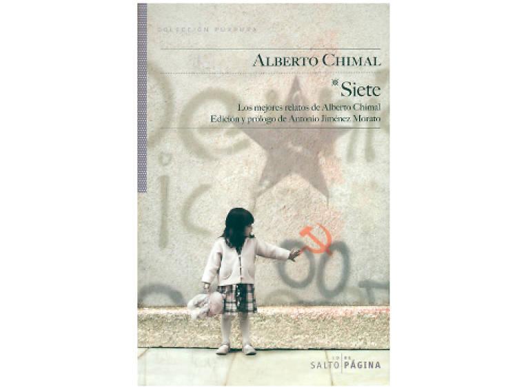 """""""La mujer que camina para atrás"""" de Alberto Chimal"""
