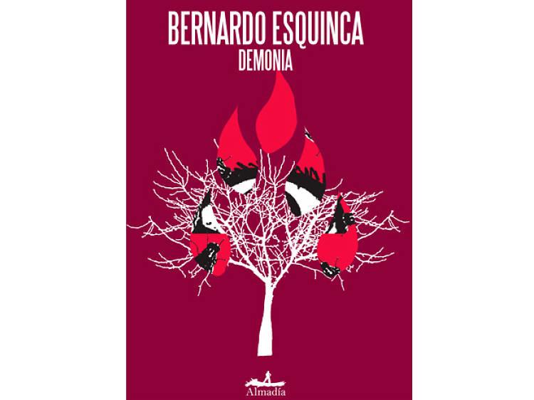 """""""Demonia"""" de Bernardo Esquinca"""