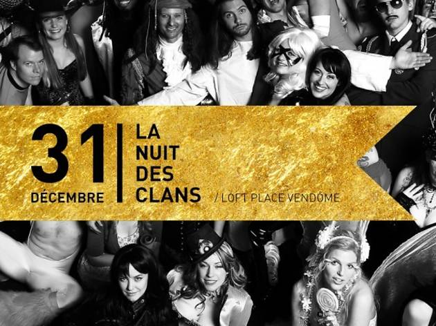 New Year's Eve : La guerre des clans