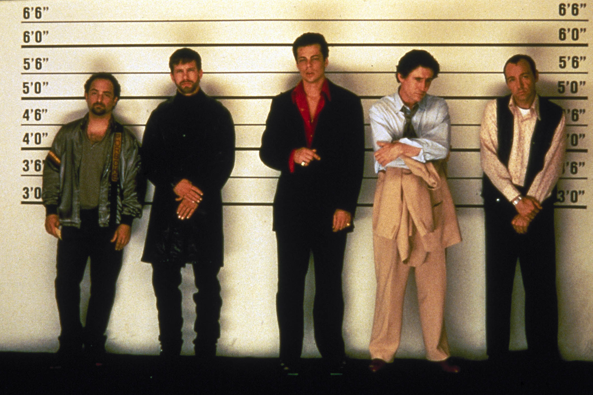 usual suspects, best netflix movies