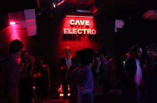 Cave Electro