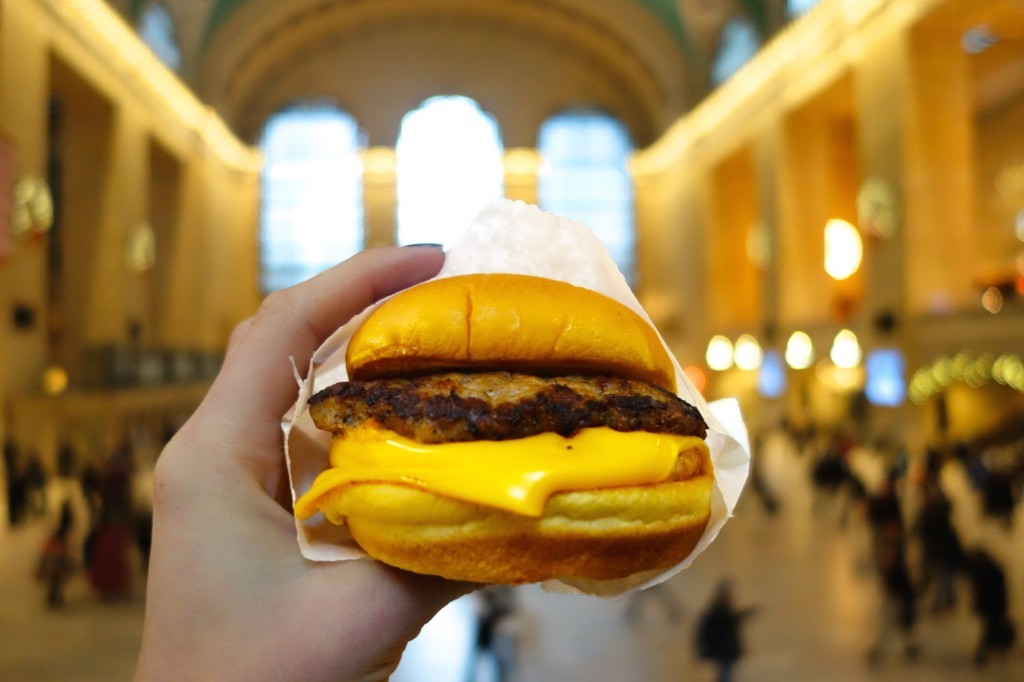 Shake Shack debuts breakfast sandwiches at Grand Central Terminal