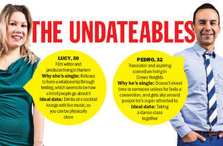 Meet the Undateables: Lucy and Pedro