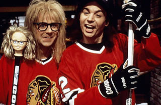 waynes world, best netflix movies