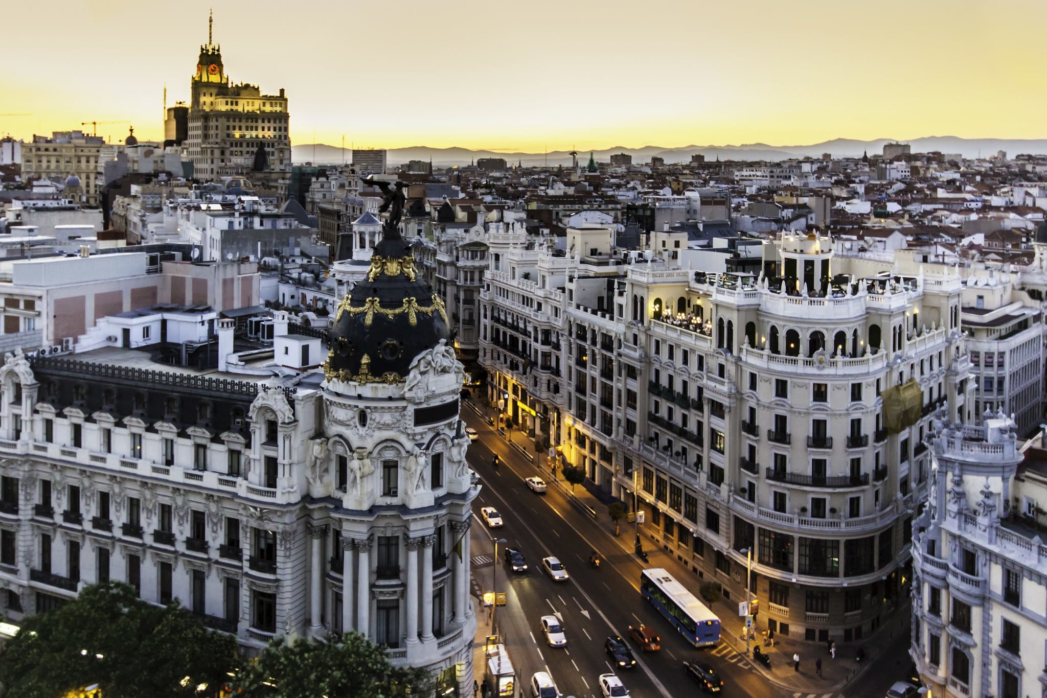 Win a trip to Madrid