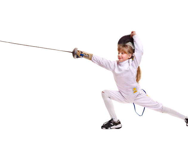 Fencing Classes for Children
