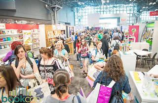 The floor at BookCon 2014.