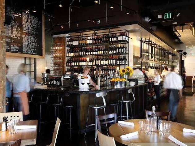 M Street Kitchen Wine Tasting | Restaurants in Los Angeles