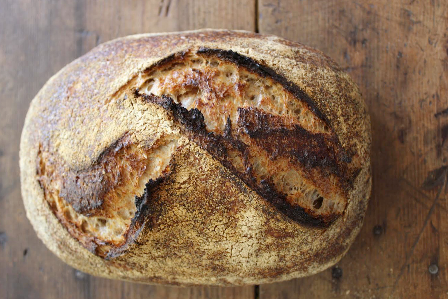 Bread and butter at Cellar Door Provisions