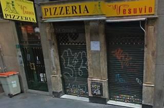 Pizzería Vesuvio