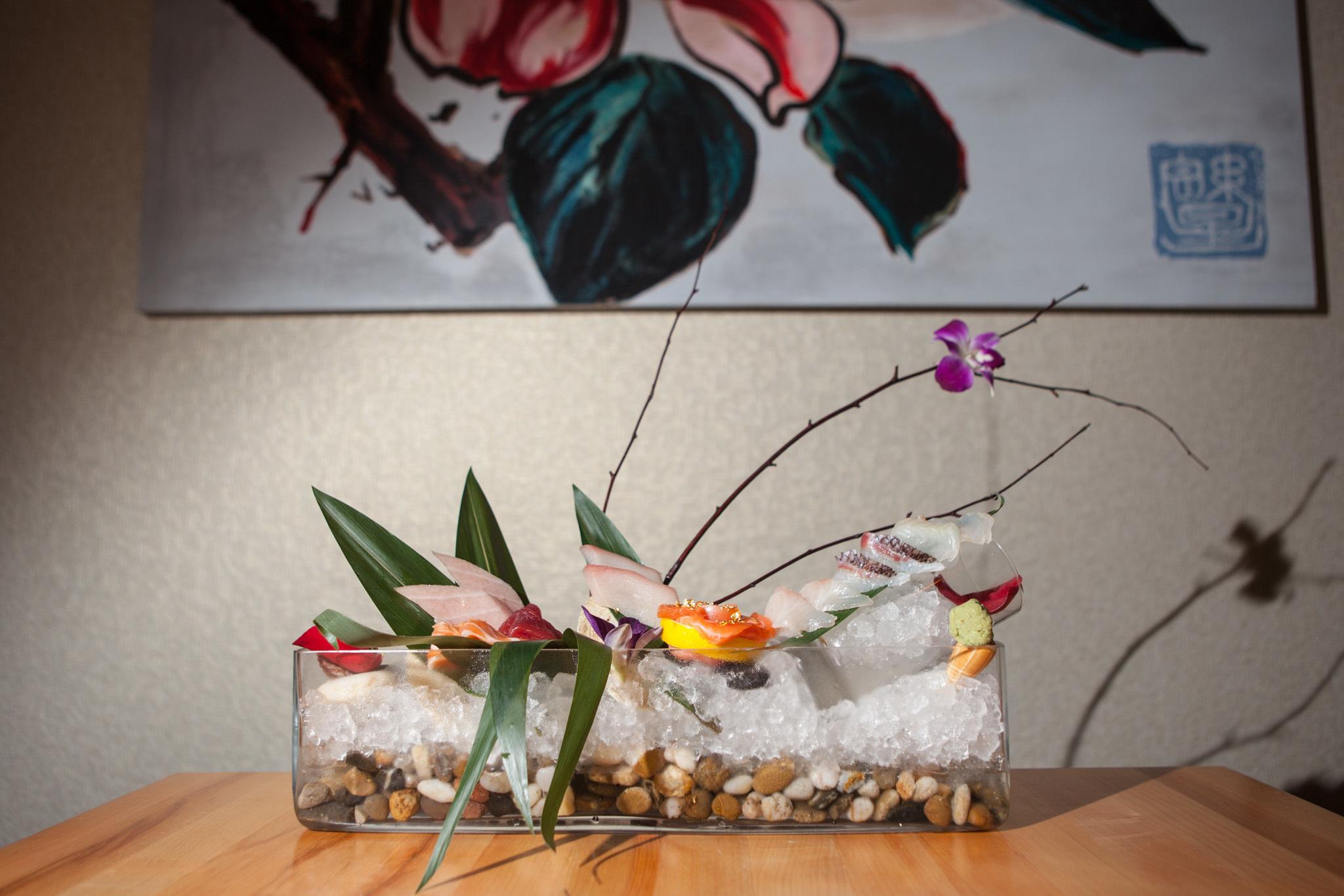 100 best, 100 best 2014, chi_fd_100Best_ss_1214, dec 2014, 100 best, 12.2014, chi_fd_100BestEntrees_ss_1214, 100 best entrees 2014, Chef's choice sashimi, Juno
