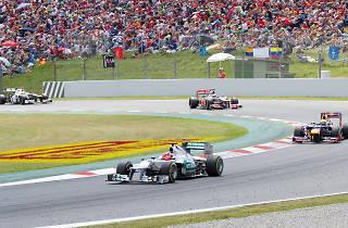 Muestra de Cine de Automovilismo Fórmula 1