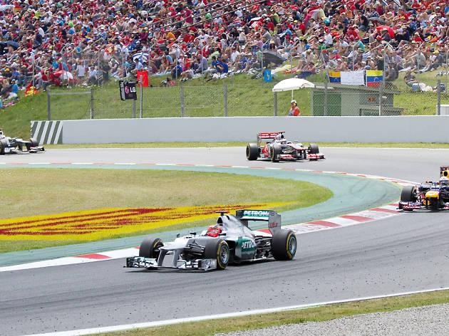 Gran Premio de España Santander de Fórmula 1