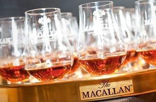 Toast the Macallan