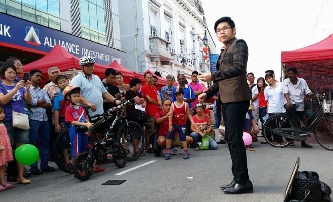 Penang Buskers Festival