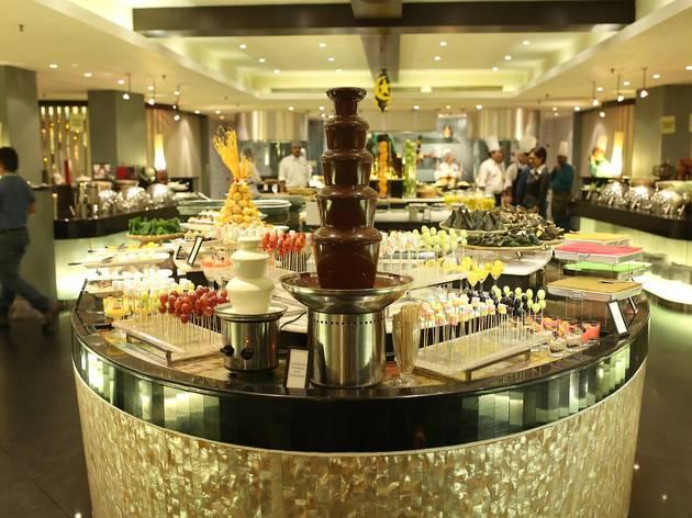Paya Serai New Year's Eve and New Year's Day buffet