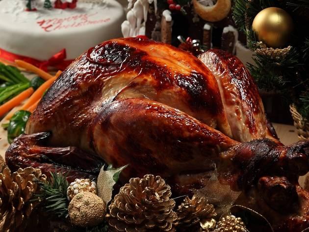 Paya Serai Christmas buffet