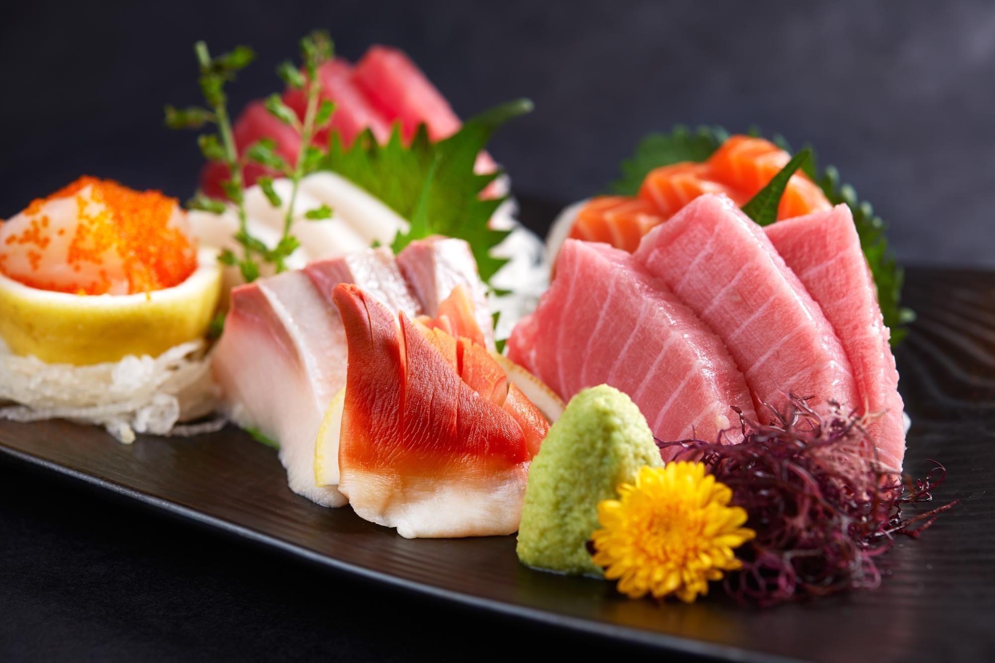вам нужно сашими от японских мастеров фото актуальная