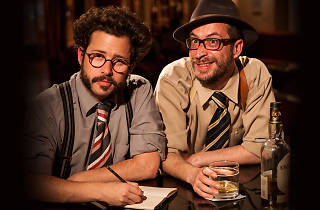 Detectives Martínez