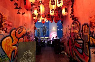 New Year's Eve at Kinki Restaurant + Bar