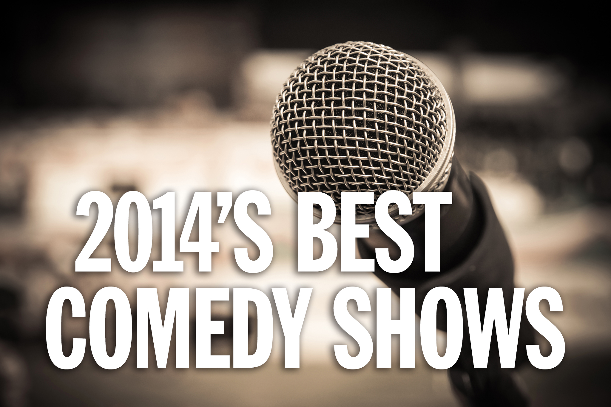 The ten best comedy shows of 2014