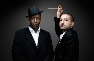 Oxmo Puccino & Ibrahim Maalouf (© DR)