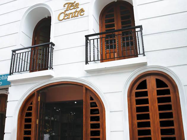 Mlesna Tea Centre is a tea shop in Kandy