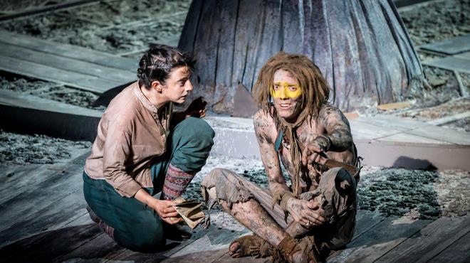 Review: Treasure Island