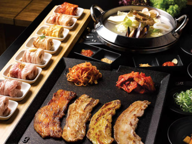 Eight Korean BBQ