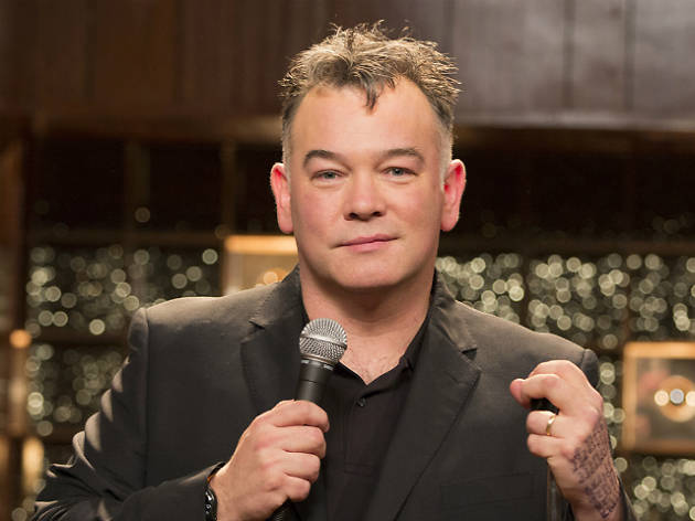 Stewart Lee – A Room With a Stew