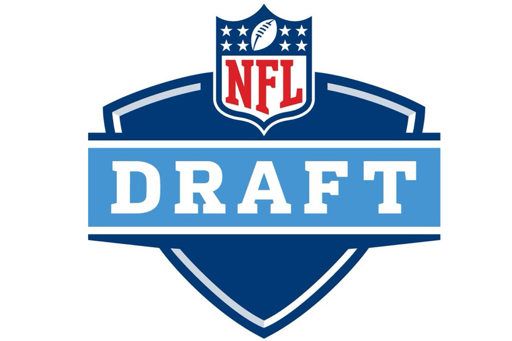 The NFL holds its annual draft in Chicago, April 30–May 2, 2015