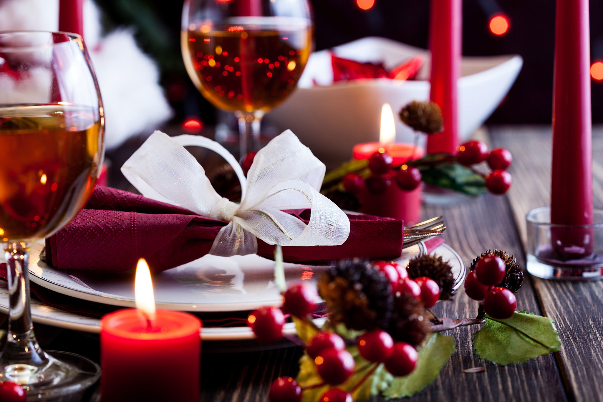 San Francisco restaurants open on Christmas Day and Christmas Eve