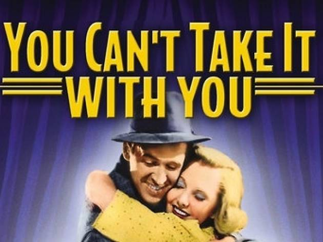 You Can't Take It With You Screening