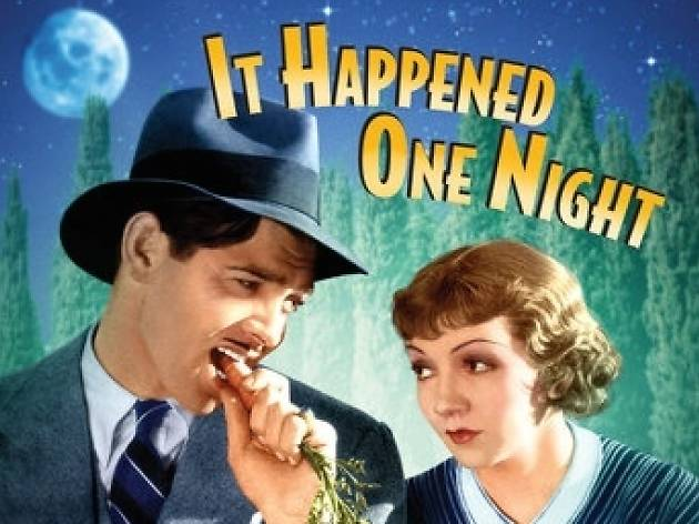 It Happened One Night + Platinum Blonde Screening