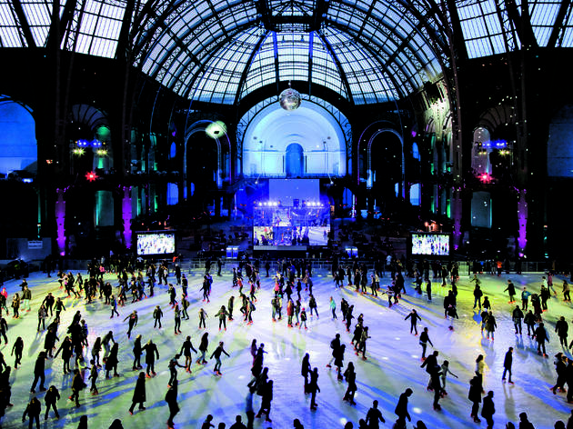 Grand Palais des Glaces