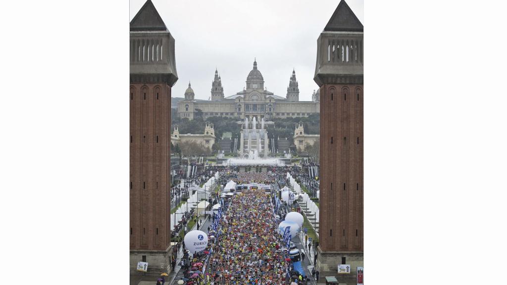 Zurich Marato de Barcelona