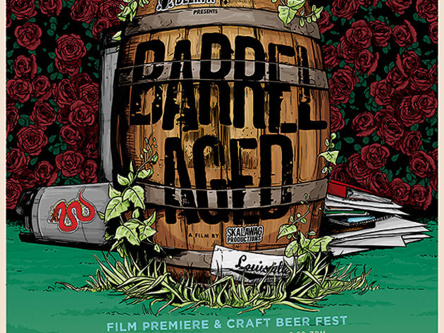 Barrel Aged film premiere and beer festival