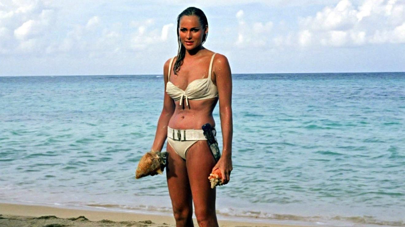Diaporama vintage • Le top des James Bond girls