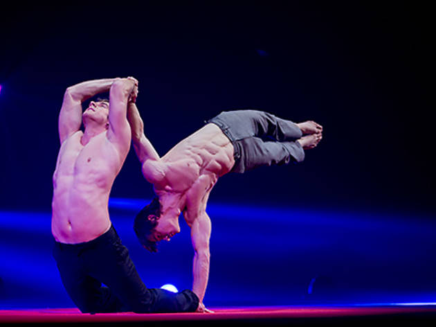 Duo Expressio (© Yan Forhan)