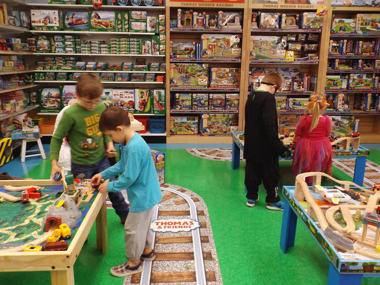 Toy stores in Chicago