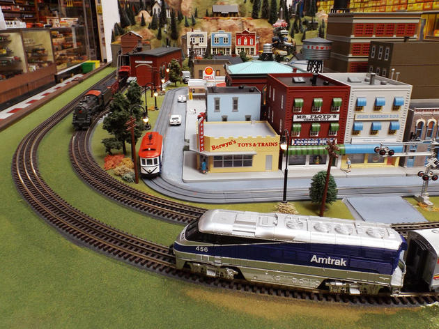 Berwyn's Toys & Trains
