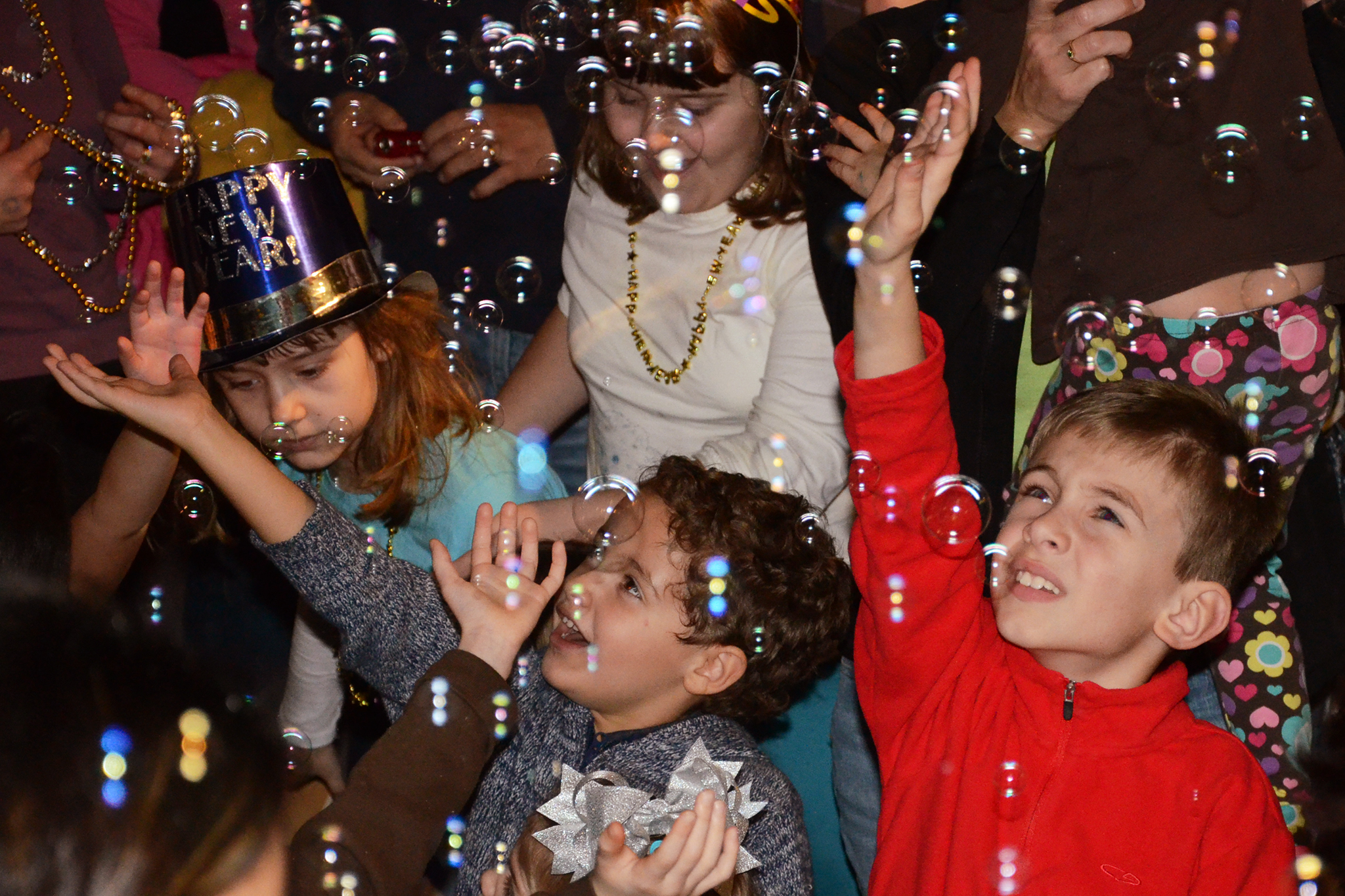 New Year's Eve kids' events