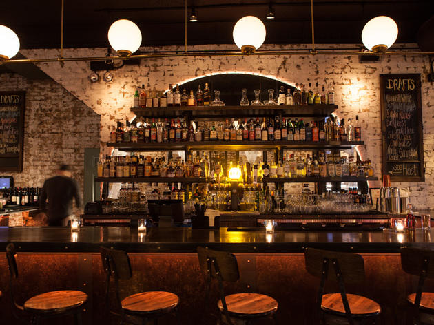 Charlatan is an Italian restaurant from the Three Aces team.