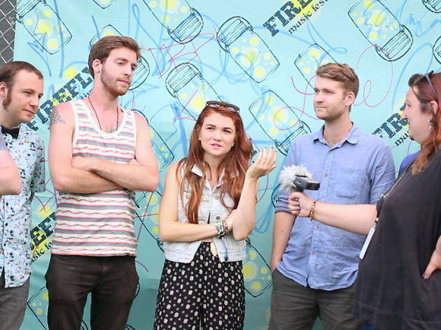 MisterWives, via YouTube