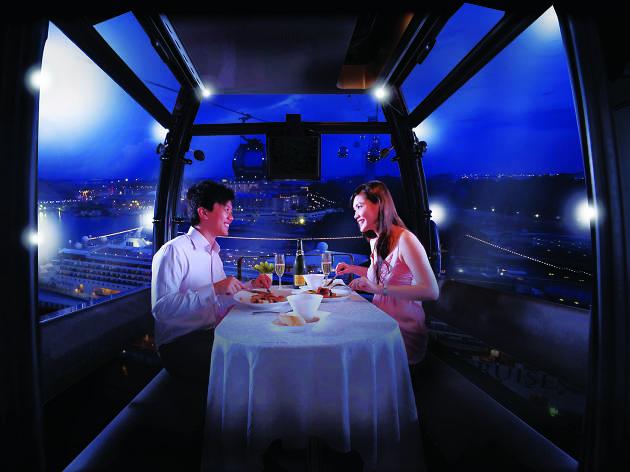 Sky Dining at Faber Peak